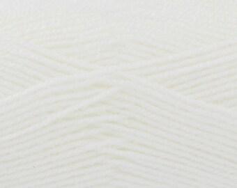 White(1) Pricewise DK Wool