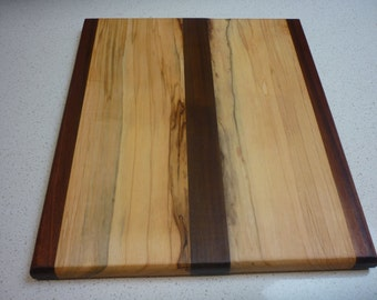 Chopping board / Cheese platter Tasmanian Blackwood and Sassafras