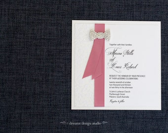 ENCHANTMENT Wedding Invitation Collection