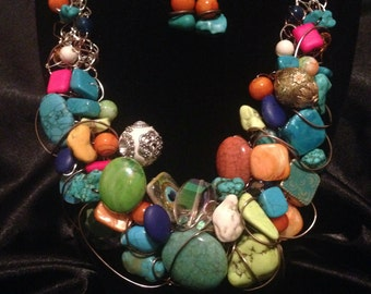 The Coral Reef II Necklace
