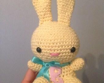 Bunny Rabbit Crochet Amigurumi