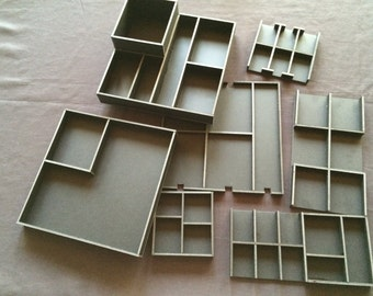 Foam Core Insert for board game, compatible with Star Wars Imperial Assault