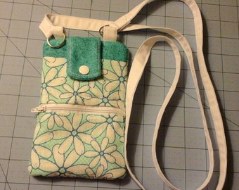 Crossbody cellphone purse