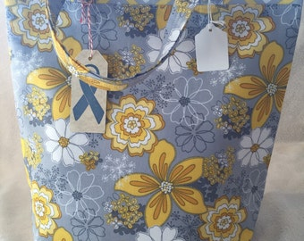 Homemade Gorgeous Contemporary Large Reusable Tote Bag