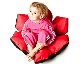 Bean bag chair for kid with Filling!