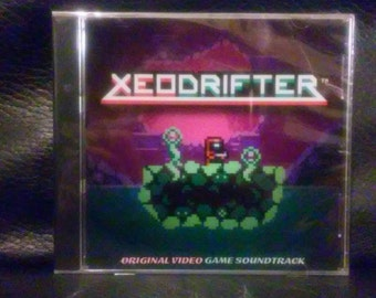 XEODRIFTER Soundtrack