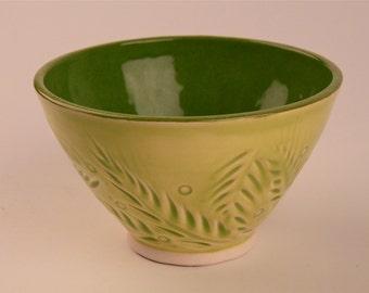 Green Leafy Bowl