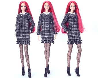 dress for fashion royalty , Poppy Parker , Silkstone Barbie , fr2 , 12'' Fashion Doll