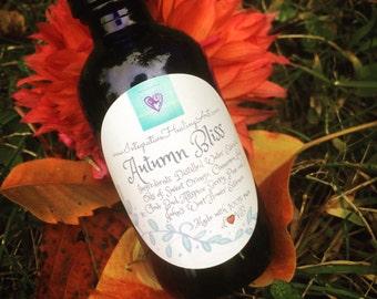 Autumn Bliss Aromatherapy Energy Spray