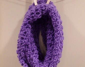 Little Kid's Infinity Scarf! Can be made in any color!