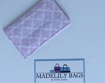 Credit Card,Business Card, Gift Card Holder, Violet