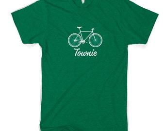 Townie Bike Cotton T-Shirt