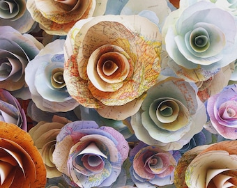 Map Roses