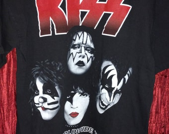 AWESOME Unworn KISS Alive/ Worldwide Tour, 1996-1997 You Wanted The Best You Got It, Vintage Perfection with this  T Shirt