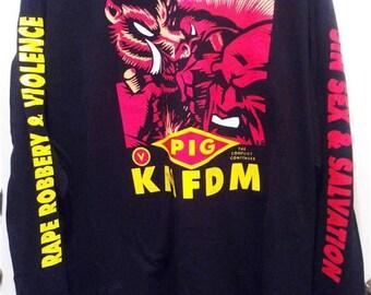 KMFDM vs. Pig - Sin Sex & Salvation
