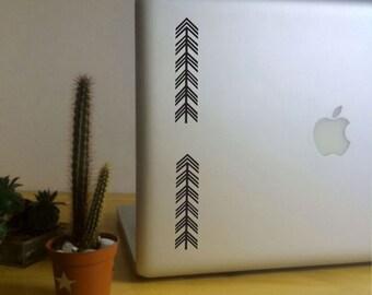FUN STICKERS, native motif, laptop decoration, decals