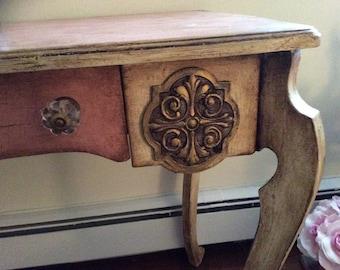 Antique sofa table/Custum order