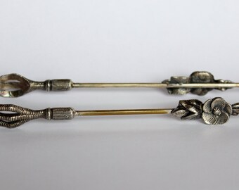 Original Tongs Bird Claws and Flowers