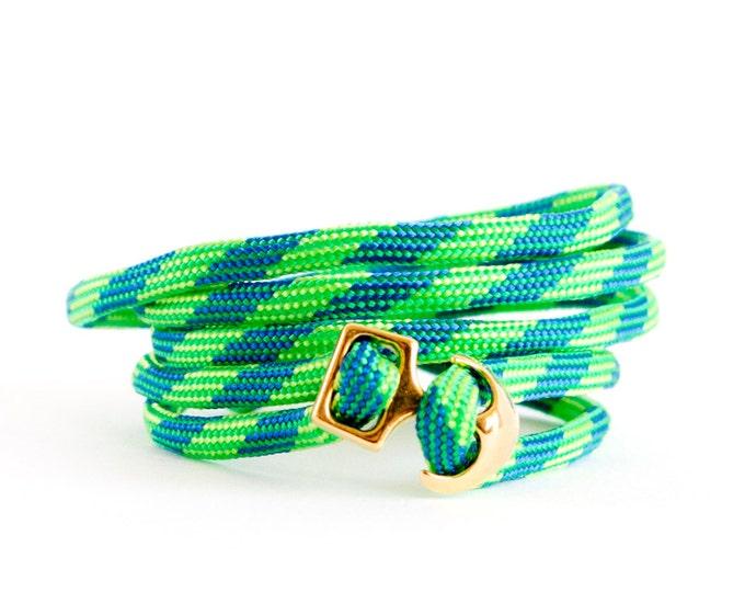 Pirate Bracelet, Beach Bracelet, Sailor Gift, Mermaid Bracelet Unisex