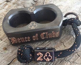Deuce of Clubs