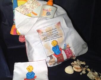 Multiuse fabric bag