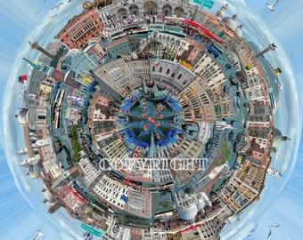 Worlds Apart - VENICE