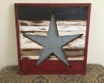 Texas Star Americana Wall Decor
