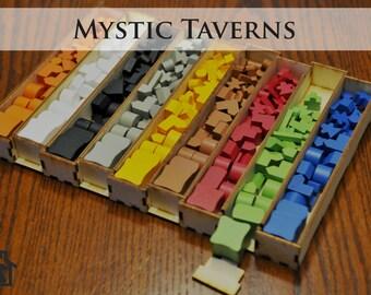 Mystic Taverns  compatible with Terra Mystica™