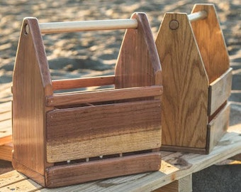 Wooden Carriers