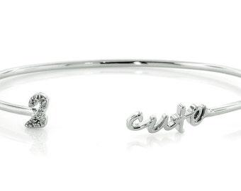 2 Cute Studded Bracelet