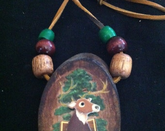 Deer Clan Necklace