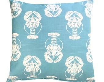 SALE! NECRSUMMER  15% OFF Lobster Decorative Throw Pillow