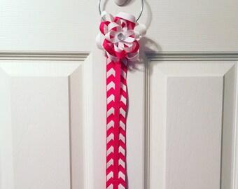Hair bow holder, hair clip holder