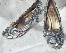 Cinderella Shoes | Cinderella Glass Slippers