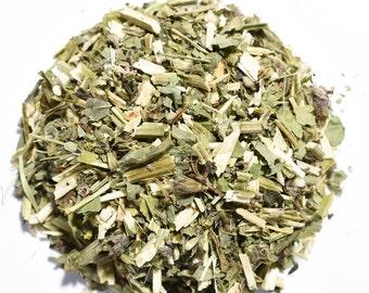 WOOD BETONY   Organic   Herbal Tea   Herb   Loose Leaf   Tea Bags   Tea Tin   Iced Tea   Eco-Friendly
