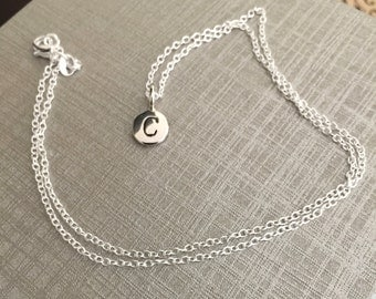 Adorable Initial Necklace