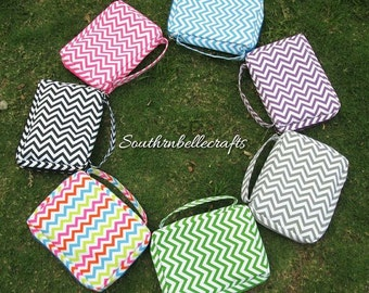 Personalized Chevron Bible covers