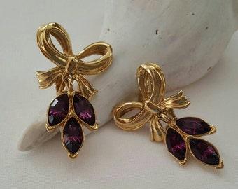 MARVELLA Bow Earrings