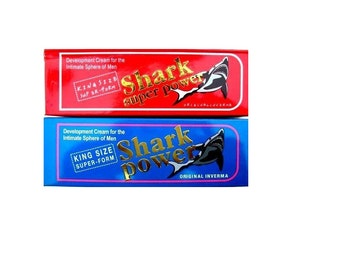 Shark Power Enlargement cream