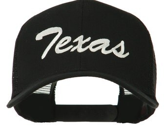 Mid States Texas Embroidered Mesh Back Cap