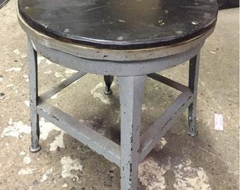 "15"" industrial stool"
