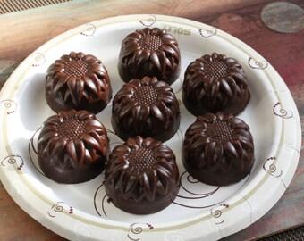 Organic Coffee and Cardamom Chocolate