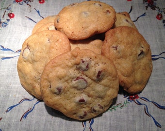 Chocolate Chip Cookies, Chocolate, Buttery, Homemade