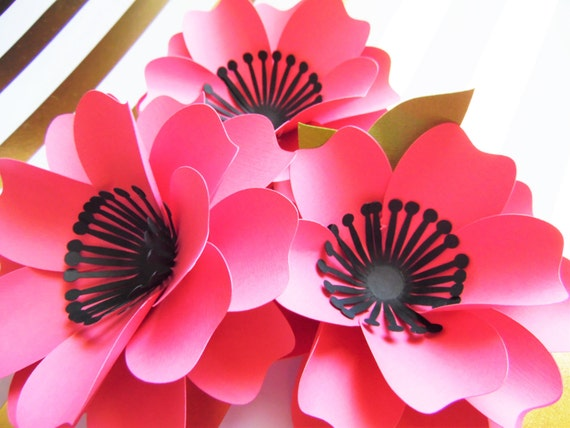 Anemone paper flower tutorial erkalnathandedecker svg paper flower cutting files diy paper flower templates mightylinksfo