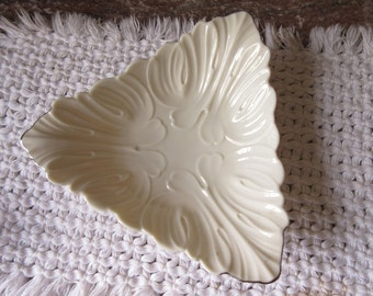 Vintage Lenox Triangle Candy Dish - REDUCED!