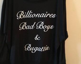 Billionaires Bad Boys & Bugattis