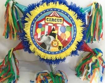 Circus Theme Pinata