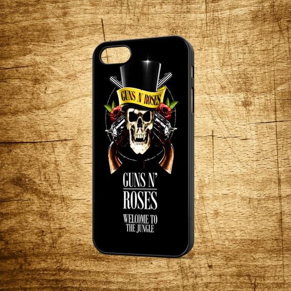 guns n roses iphone 3 case