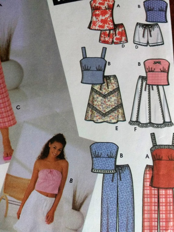 Simplicity 5200 Size BB 11/12, 13/14, 15/16, Easy To Sew