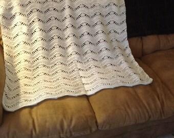Baby Ripples blanket